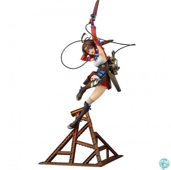 Kabaneri of the Iron Fortress - Mumei Statue: Good Smile Company
