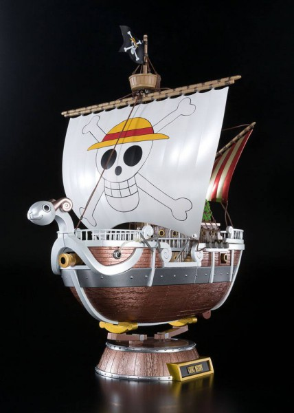 One Piece - Going Merry Diecast Model / 20th Memorial Edition: Tamashii Nations