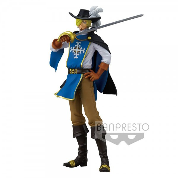 One Piece - Sanji Figur / Treasure Cruise World Journey: Banpresto