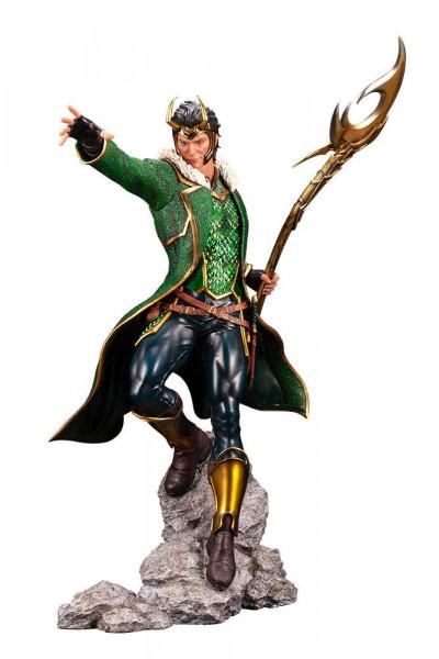 Marvel - Loki Statue / ARTFX Premier: Kotobukiya
