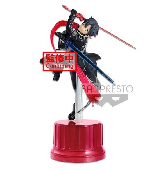 Sword Art Online: Integral Factor - Kirito Figur / Esprestor - Alicization: Banpresto