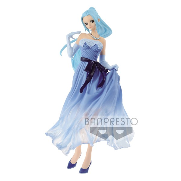 One Piece - Nefeltari Vivi Figur / Lady Edge Wedding - Special Color Version: Banpresto