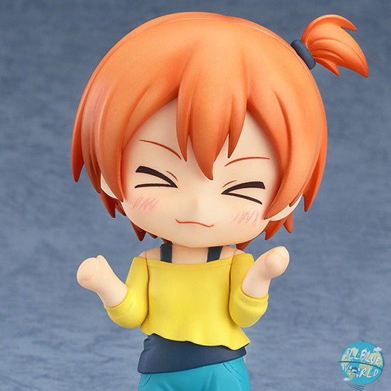 Love Live! - Rin Hoshizora Actionfigur - Nendoroid / Training Outfit Ver.: Good Smile Company