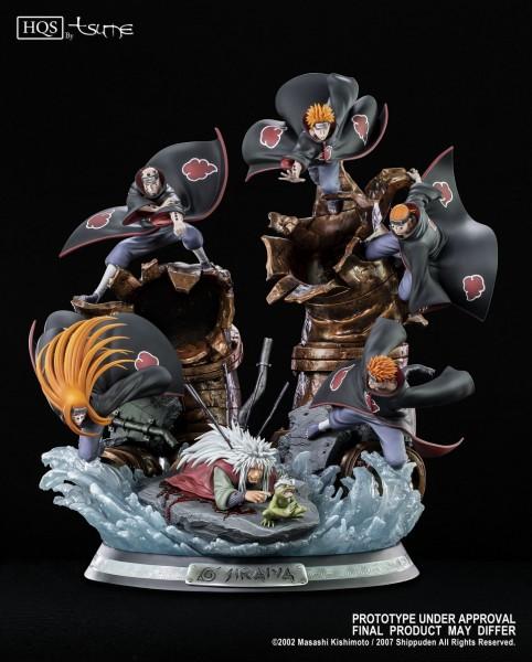 Naruto Shippuden - Jiraiya HQS / One Last Heartbeat: Tsume