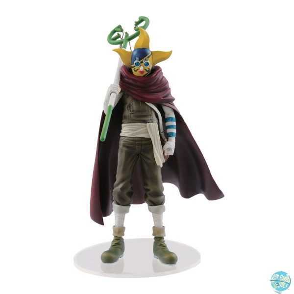 One Piece - Lysop Figur - Dramatic Showcase: Banpresto