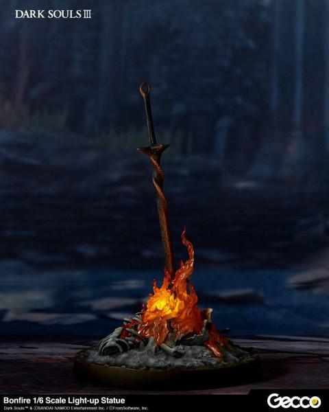 Dark Souls III - Bonfire Statue: Gecco