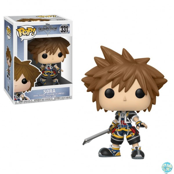 Kingdom Hearts - Sora Figur - POP!: Funko