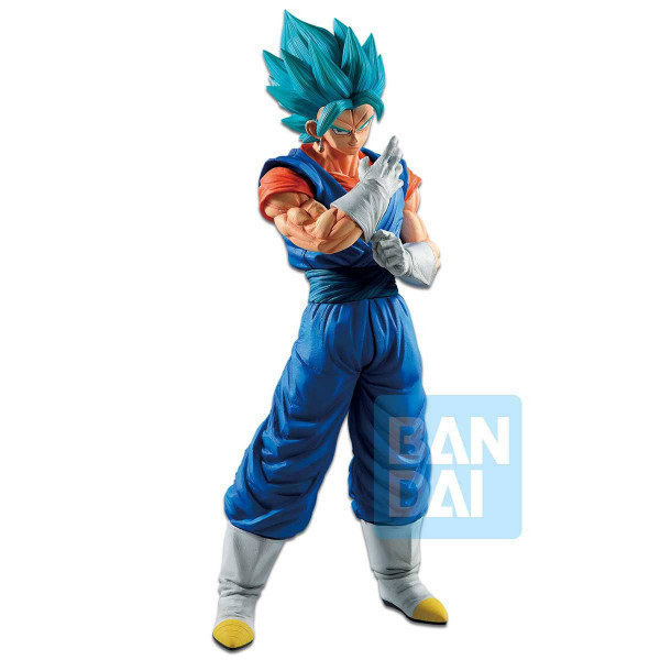 Dragon Ball - SSGSS Vegito Figur / Ichibansho - Extreme Saiyan: Bandai Spirits