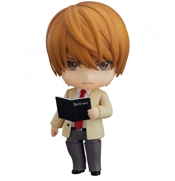 Death Note - Light Yagami Nendoroid / Version 2.0: Good Smile Company