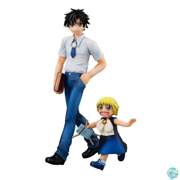 Gash! - Zatch & Kiyomaro Statuen - G.E.M. Serie: MegaHouse