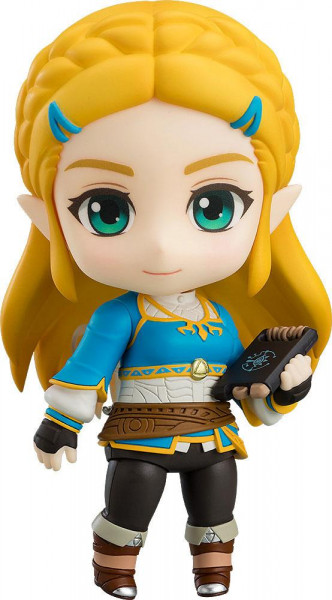 The Legend of Zelda Breath of the Wild - Zelda Nendoroid / BotW Version: Good Smile Company