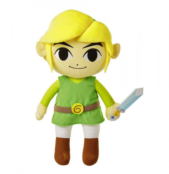 The legend od Zelda - Toon Link Plüsch: Jakks Pacific