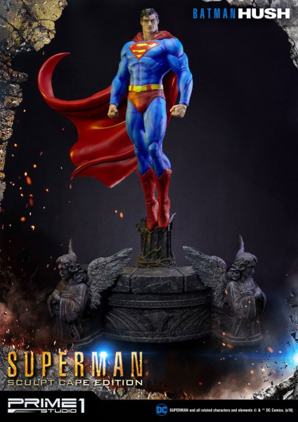 Batman Hush - Superman Statue / Sculpt Cape Edition: Prime 1 Studio