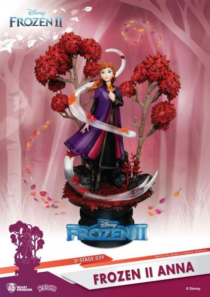 Die Eiskönigin II - Anna Diorama / D-Stage: Beast Kingdom Toys