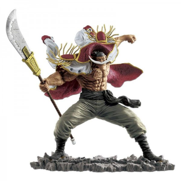 One Piece - Edward Newgate Figur / 20th Anniversary: Banpresto