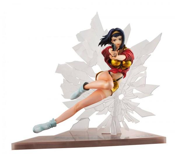 Cowboy Bebop - Faye Valentine Statue - 1st GIG: MegaHouse