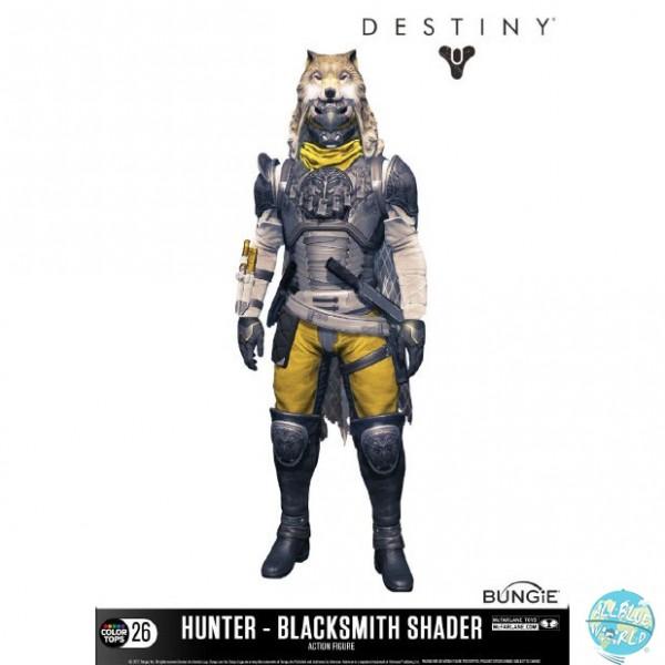 Destiny - Hunter (Blacksmith Shader) Actionfigur / Color Tops: McFarlane Toys