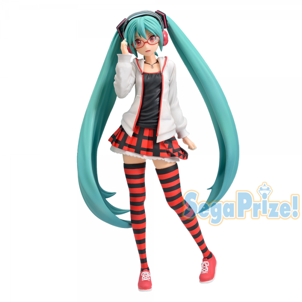 Vocaloid - Hatsune Miku Figur / SPM - Natural Version: Sega