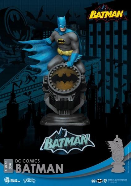 DC Comics - Batman Diorama / D-Stage: Beast Kingdom Toys
