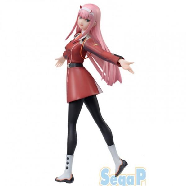 Darling in the Franxx - Zero Two Figur: Sega