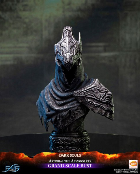 Dark Souls - Artorias der Abgrundschreiter Büste / Grand Scale: First 4 Figures