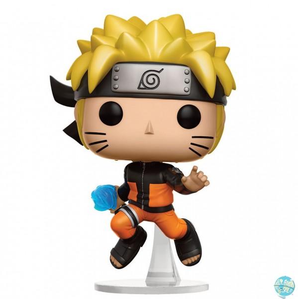 Naruto Shippuden - Naruto mit Rasengan Figur - POP: Funko
