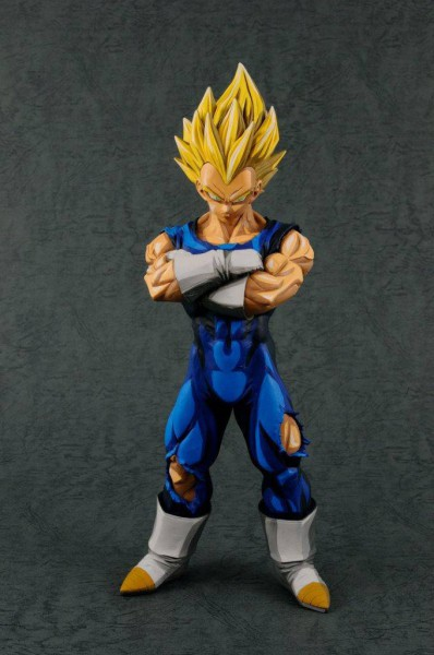 Dragonball Z - SSJ Vegeta / Grandista - Manga Dimension: Banpresto