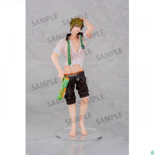 Free! Eternal Summer - Makoto Tachibana Statue: Chara-Ani