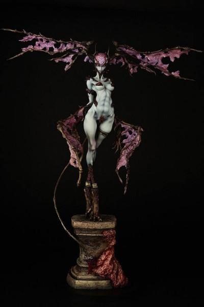 Devilman - Devilman Lady Statue / The Extreme Devil: Orca Toys
