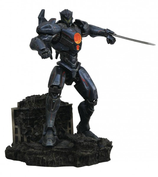 Pacific Rim Uprising - Gipsy Avenger Statue / Gallery: Diamond Select