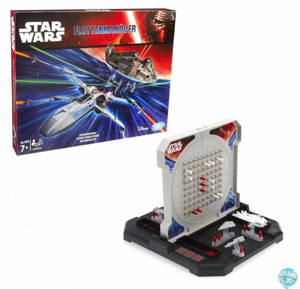 Star Wars Flottenmanöver Brettspiel *deutsche Version*: Hasbro
