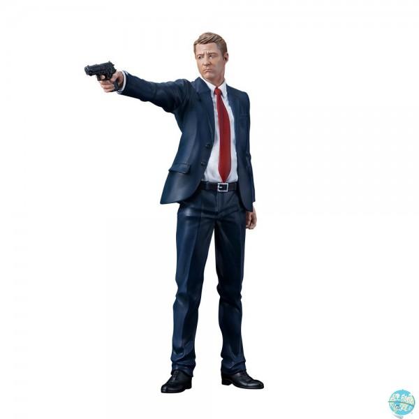 """Gotham - James """"Jim"""" Gordon Statue - ARTFX+: Kotobukiya"""