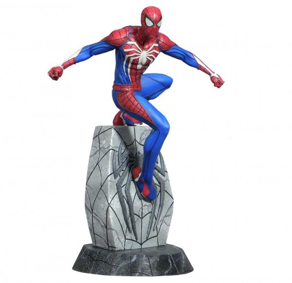 Spider-Man Statue / Marvel Video Game Gallery: Diamond Select