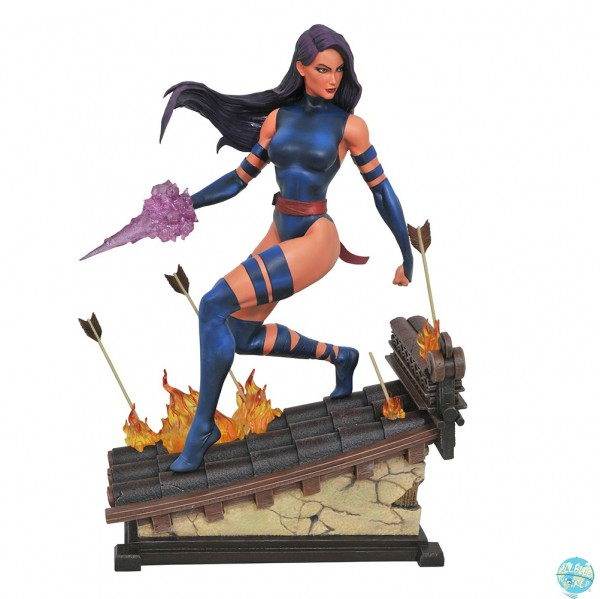 Marvel - Psylocke Statue / Premium Collection: Diamond Select