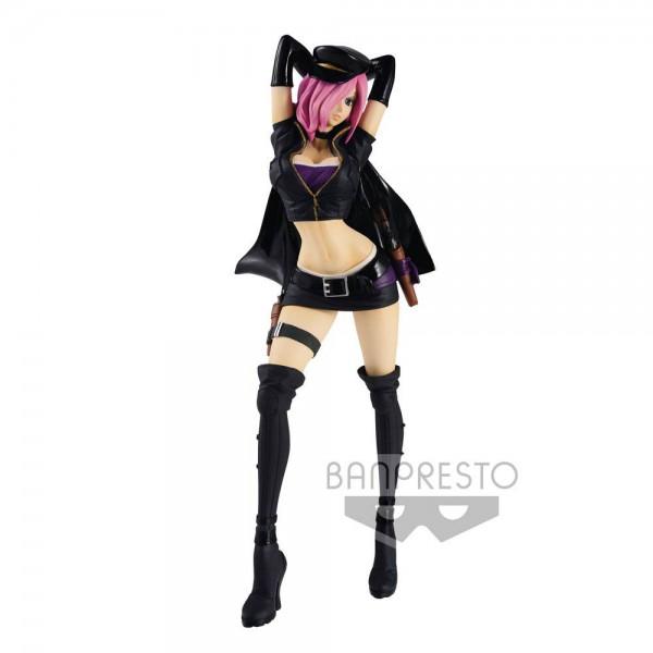 One Piece - Reiju Figur / Diamond Ship Code:B: Banpresto