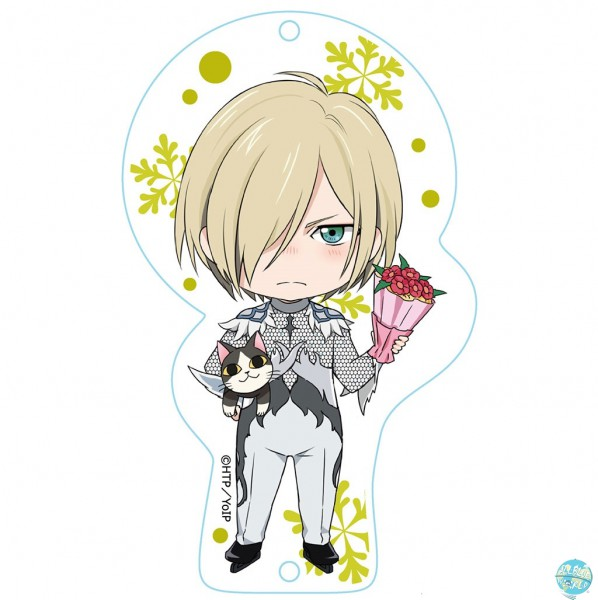Yuri!!! on Ice - Yuri Plisetsky Schlüsselanhänger / Dress Up Acryl: Good Smile Company