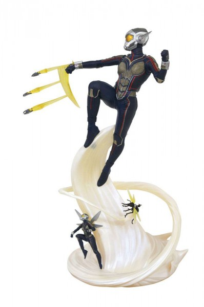 Ant-Man and The Wasp - The Wasp Statue / Marvel Movie Milestones: Diamond Select