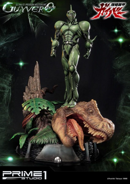 Guyver The Bioboosted Armor - Guyver 0 Statue: Prime 1 Studio