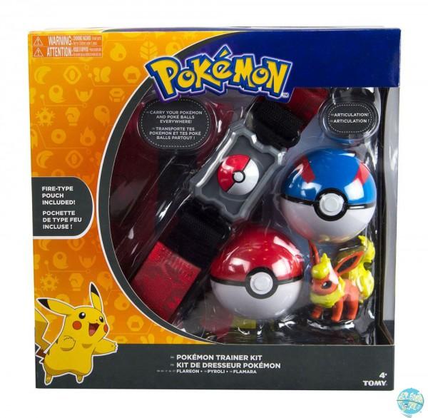 Pokemon - Trainer-Set: Tomy