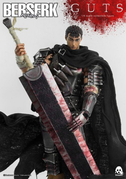 Berserk - Guts Actionfigur: ThreeZero
