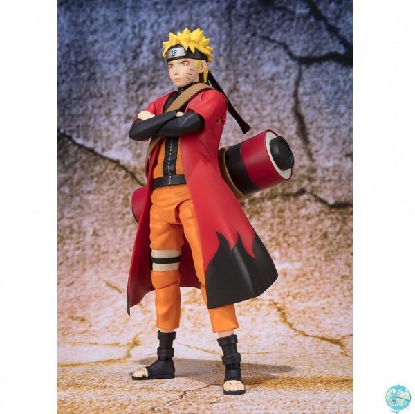 Boruto Naruto Next Generations - Naruto Actionfigur - S.H.Figuarts/ Sage Mode: Bandai