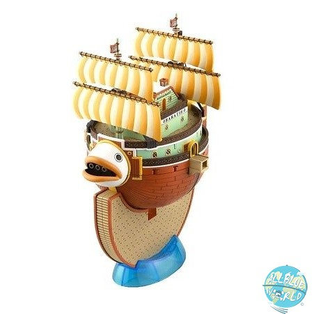 One Piece - Baratie Modell-Kit - Grand Ship Collection: Bandai