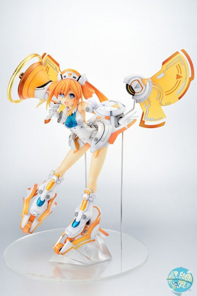Megadimension Neptunia VII - Orange Heart Statue: Amakuni
