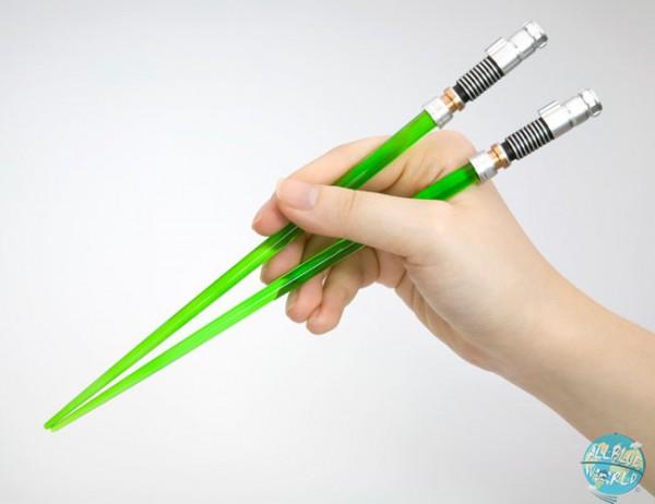 Star Wars Kotobukiya Essstäbchen Luke Skywalker Lichtschwert (Episode VI) 23cm