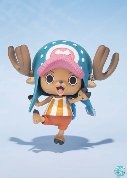 One Piece - Tony Chopper Figur - FiguartsZERO / 5th Anniversary: Bandai