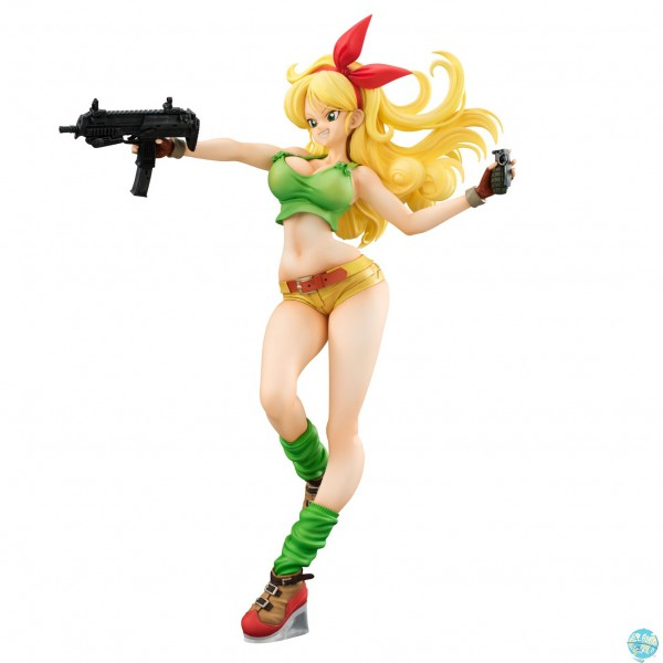 Dragonball Gals - Lunch Statue: MegaHouse