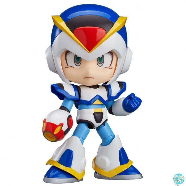 Mega Man X - Maverick Hunter X Full Armor Actionfigur - Nendoroid: Good Smile Company