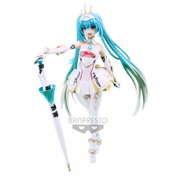 Racing Miku - Hatsune Miku Figur - SQ / 2015 Version: Banpresto