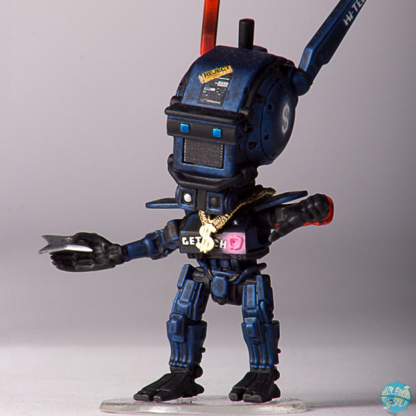 Chappie - Scout 22 Actionfigur - Chibi: Gentle Giant