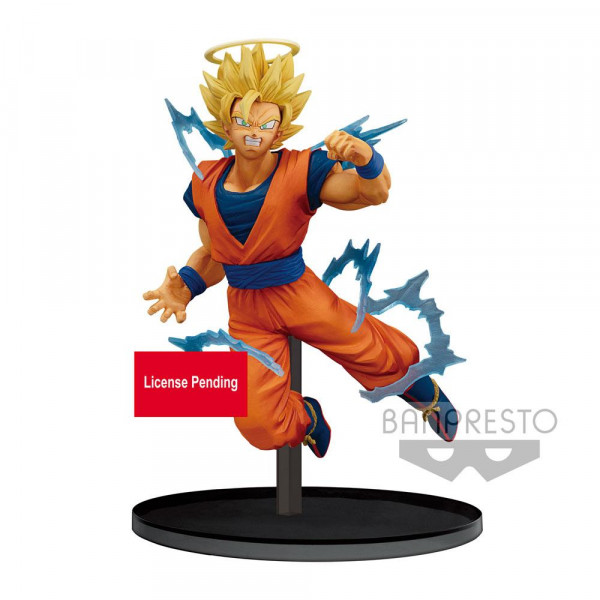 Dragon Ball Z - Son Goku Figur / Dokkan Battle: Banpresto